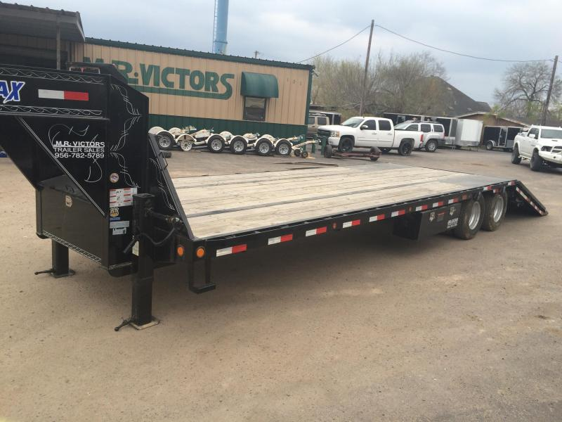 2019 Load Max LOW-PRO GOOSENECK HYDO DOVE Equipment Trailers
