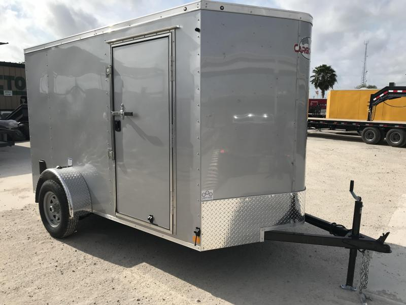 2019 Cargo Mate 6 X 10 SA Enclosed Cargo Trailer