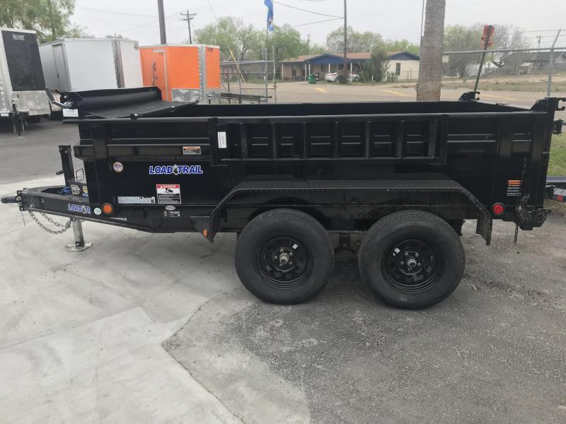 2020 Load Max 5x10 Dump Trailer