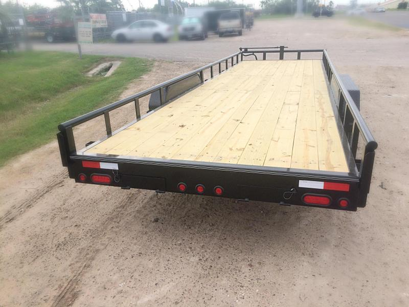 2020 MR VICTORS 83X26 HEAVY DUTY TRAILER