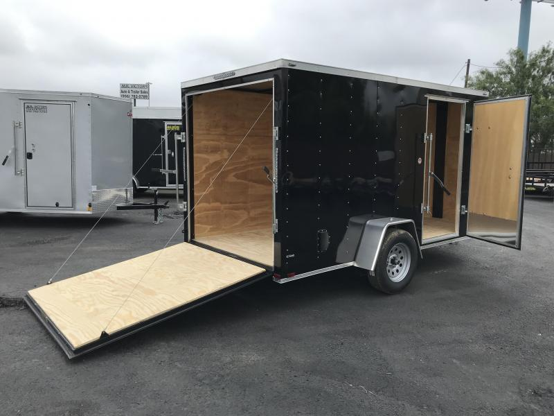2019 Lark 6 X 12 SA Enclosed Cargo Trailer