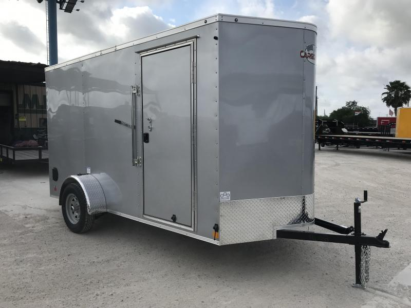2019 Cargo Mate 6 X 12 SA Enclosed Cargo Trailer