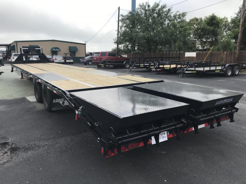2019 Load Max 102 X 40 Low Pro Gooseneck