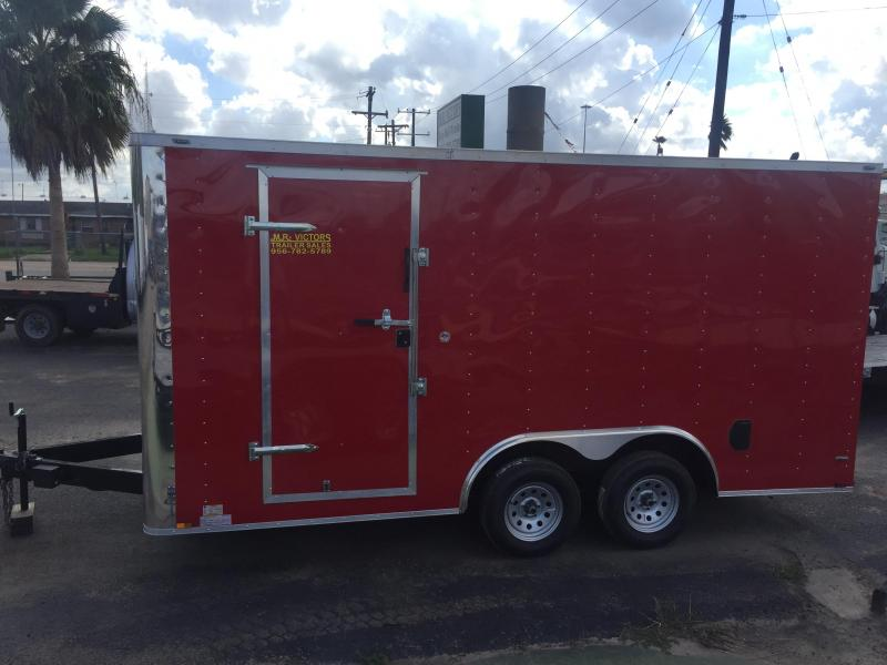 2019 LARK 8.5X16 CONCESSION TRAILER