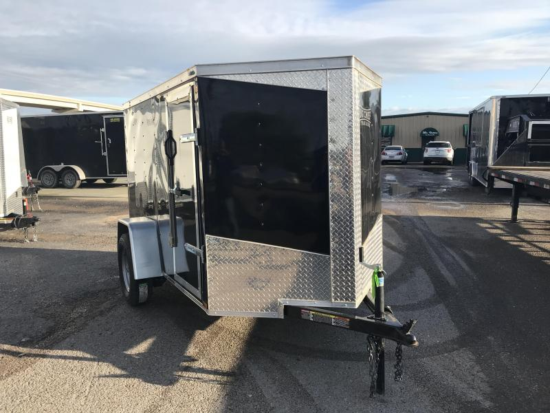 2019 Lark 5 X 8 Enclosed Cargo Trailer
