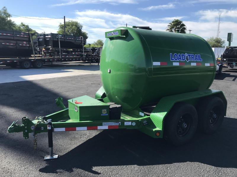 2019 Load Trail 750 Gallon Tank Equipment Trailer
