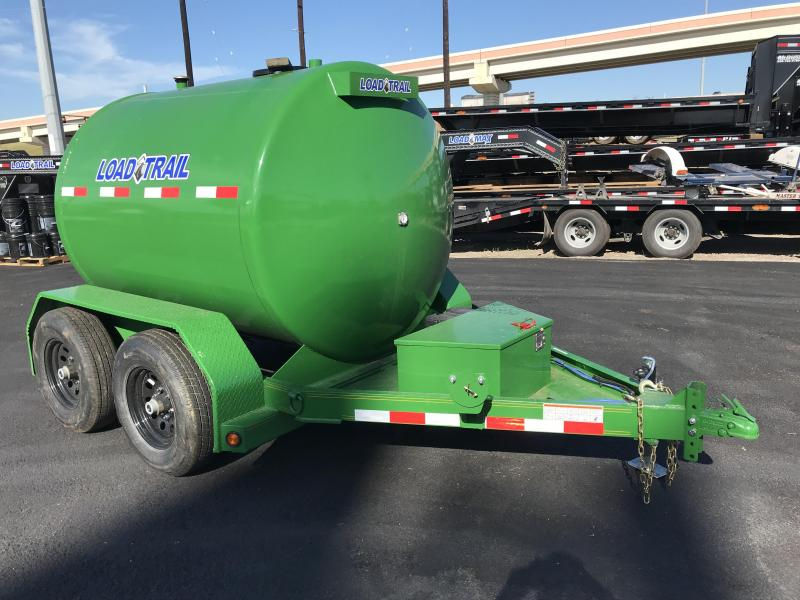 2019 Load Trail 750 Gallon Tank Equipment Trailer