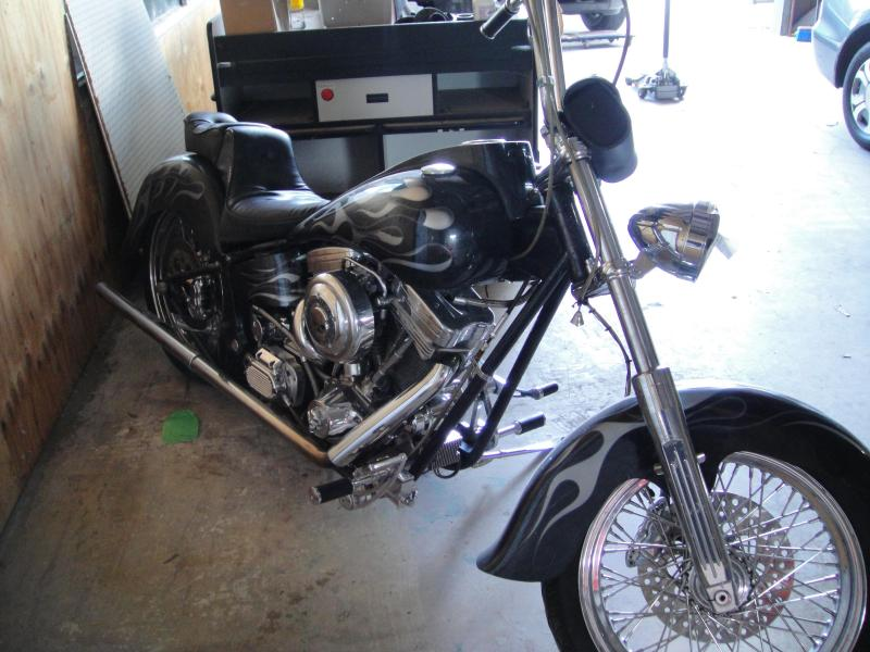 2002  CUSTOM Motorcycle