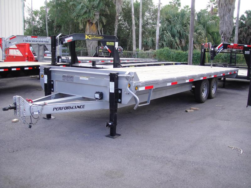 2019 Performance Trailers 102 X 24 DECK OVER Utility Trailer
