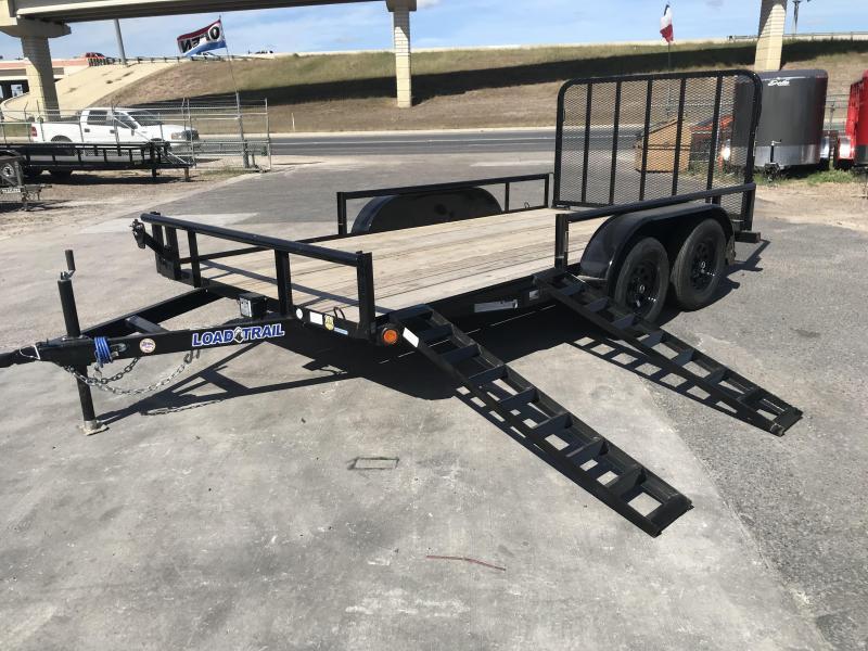 2020 Load Max 83x14 Utility Trailer