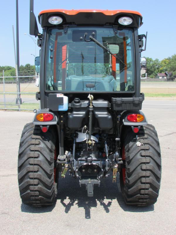 2018 Kioti CK3510SEHCB Tractor