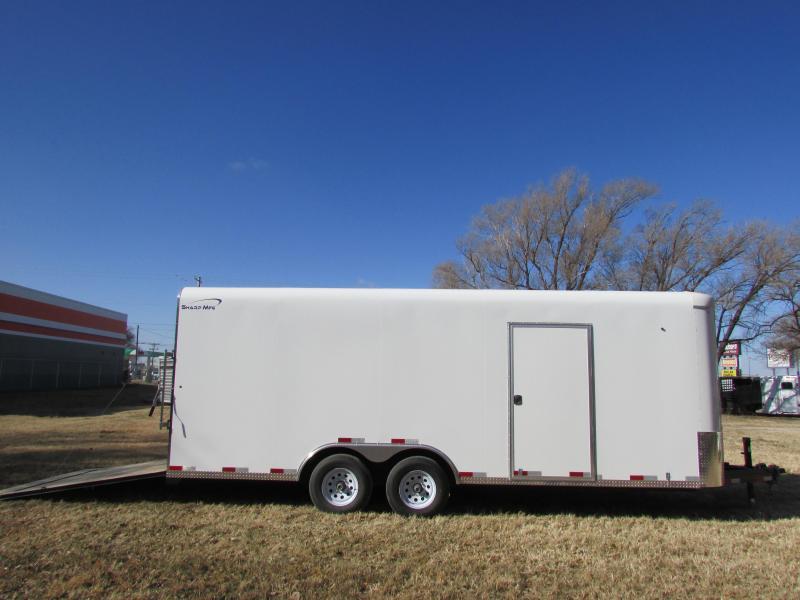 2020 Sharp 101 x 20 Enclosed Cargo Trailer