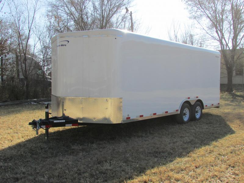 2020 Sharp 101 x 20 Enclosed Cargo Trailer