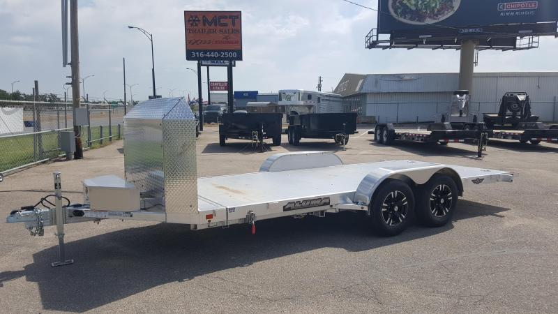 2019 Aluma 8216 Tilt Anniversary Car / Racing Trailer