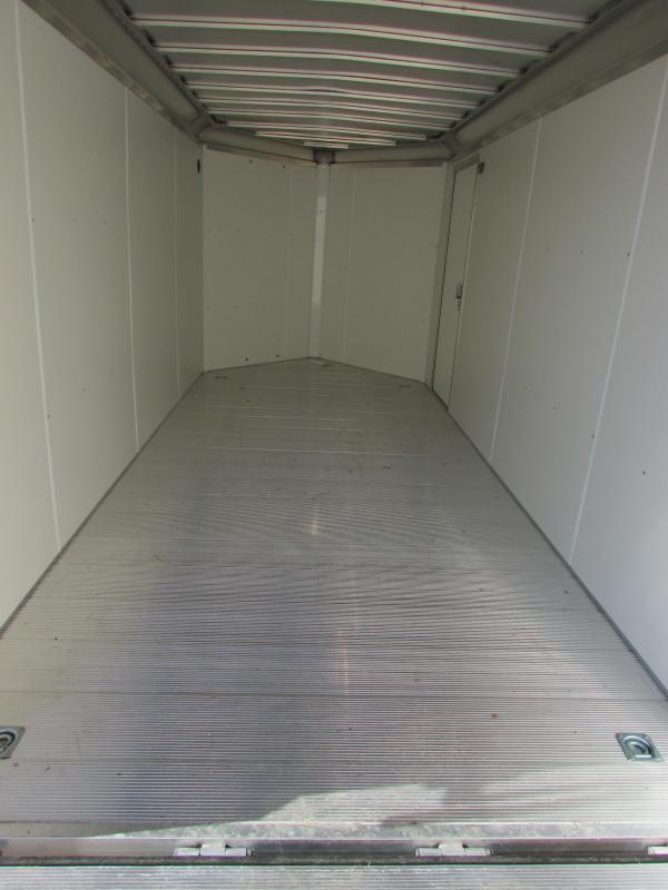 2019 Aluma AE716TAR Enclosed Cargo Trailer