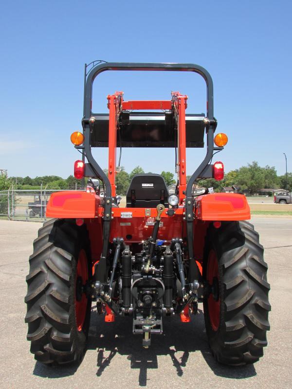 2018 Kioti RX6620 Tractor