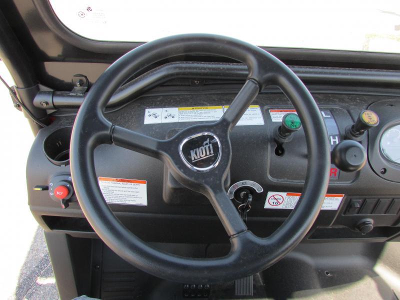 2018 Kioti MECHRON 2200 Utility Side-by-Side (UTV)