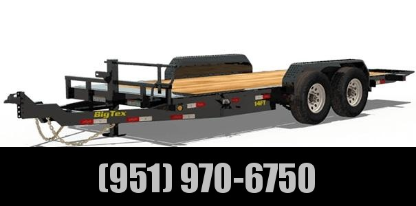 2020 Big Tex Trailers 14TL-20 Equipment Trailer