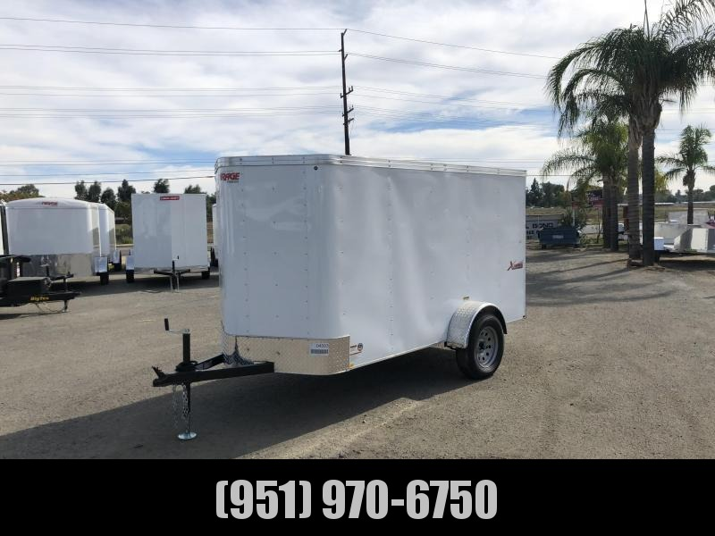 RENTAL - 2020 Mirage 5x8 Enclosed Cargo Trailer