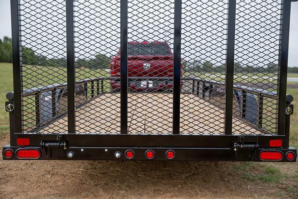 2020 Big Tex Trailers 60PI-16 Utility Trailer