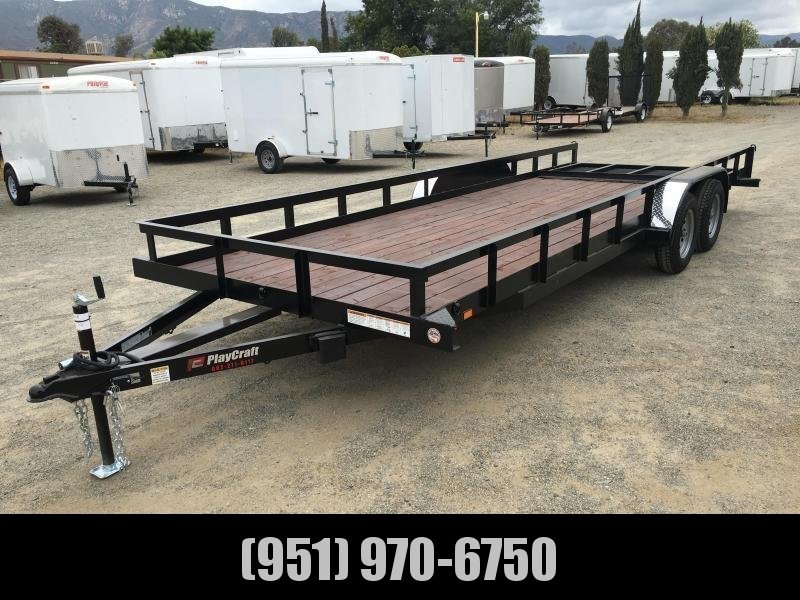 2020 Sun Country SUTA82x26 Utility Trailer