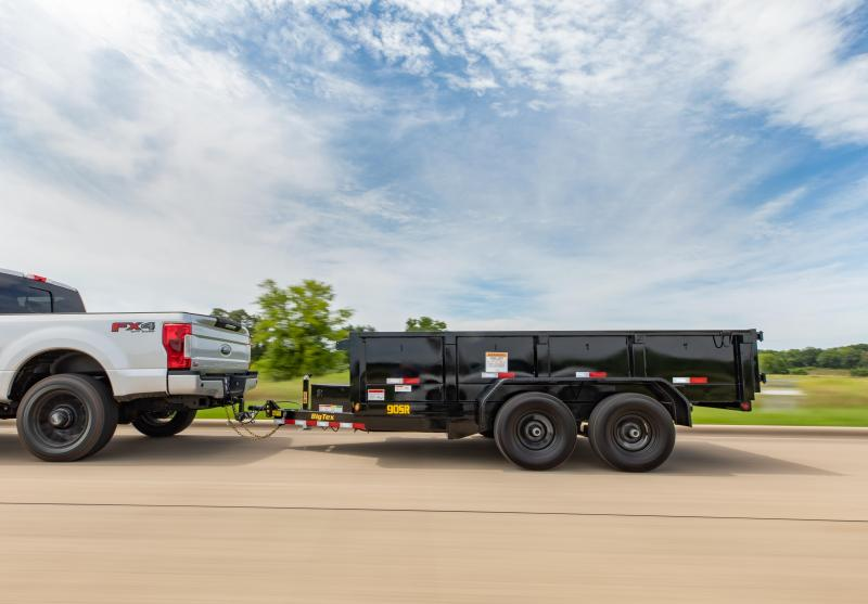 2020 Big Tex Trailers 90SR-12 Dump Trailer