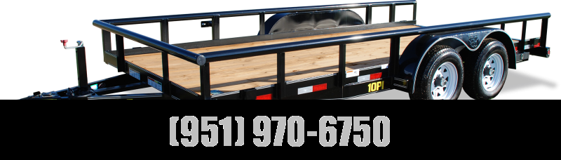 2020 Big Tex Trailers 10PI-20 Equipment Trailer