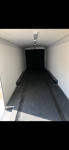2018 Mirage Trailers MGN 8.5x40TA3 Enclosed Cargo Trailer