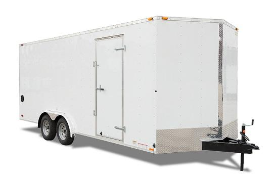 2020 Continental Cargo VHW822TA3 Enclosed Cargo Trailer