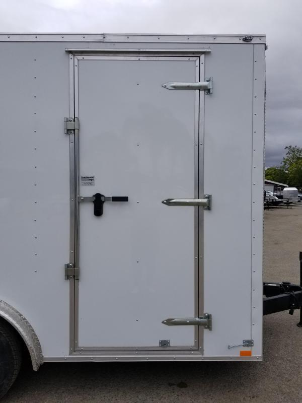 2020 Continental Trailers VHW 8x14 Enclosed Cargo Trailer
