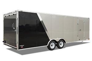 2020 Continental Cargo VHW8.5X28TA3 Enclosed Cargo Trailer