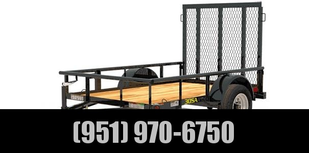 2020 Big Tex Trailers 30SA-10 Utility Trailer