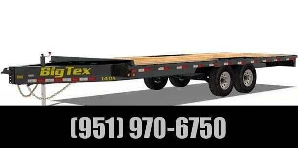 2020 Big Tex Trailers 14OA-22 Equipment Trailer