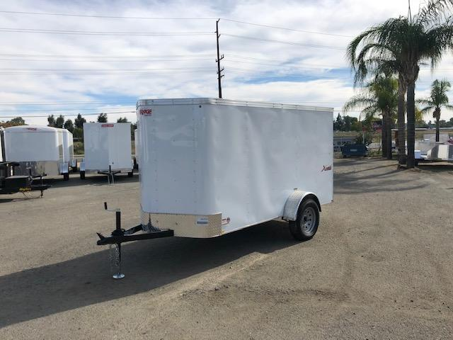2019 Mirage Trailers MXPS510 Enclosed Cargo Trailer