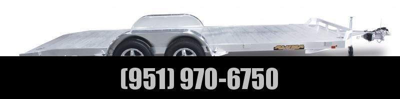 2021 Aluma 8216 Car / Racing Trailer
