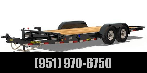 2020 Big Tex Trailers 10FT-16 Equipment Trailer