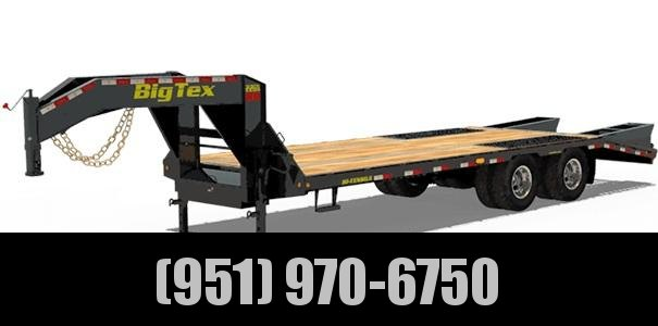 2020 Big Tex Trailers 22GN-35+5 Equipment Trailer