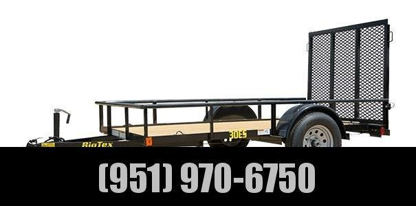 2020 Big Tex Trailers 30ES-08 Utility Trailer
