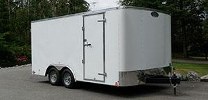 2020 Continental Cargo RM8x16 TA2 Enclosed Cargo Trailer