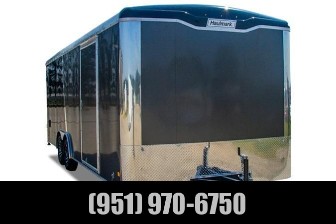 2019 Haulmark tst8528wt3 Enclosed Cargo Trailer
