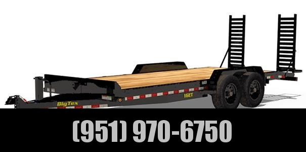 2020 Big Tex Trailers 16ET- 19+3 Equipment Trailer
