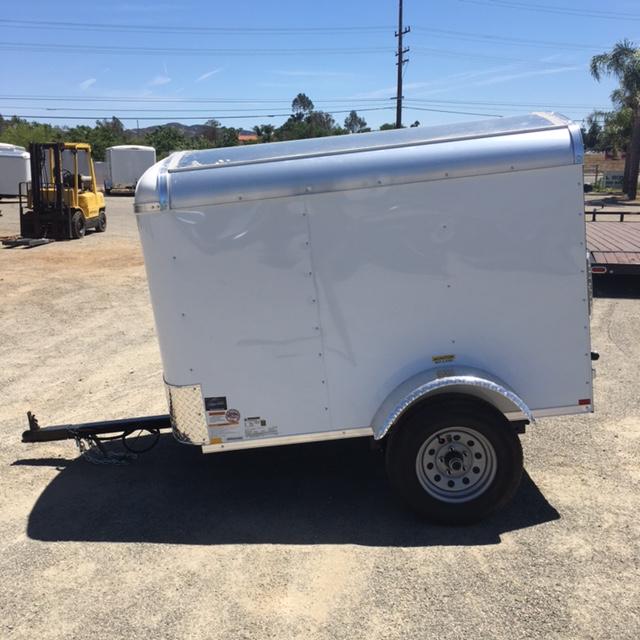 Cargo / Enclosed Trailers