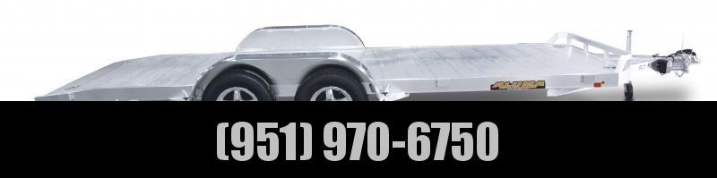 2021 Aluma 8218 Car / Racing Trailer