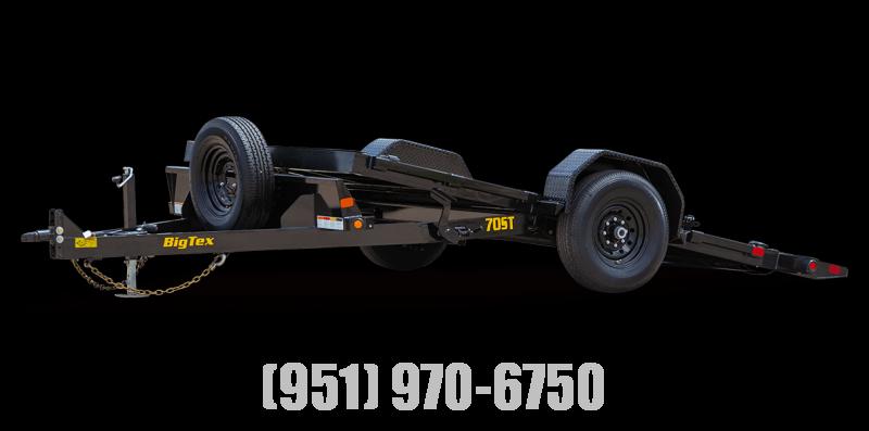 2020 Big Tex Trailers 70ST-13BK Utility Trailer