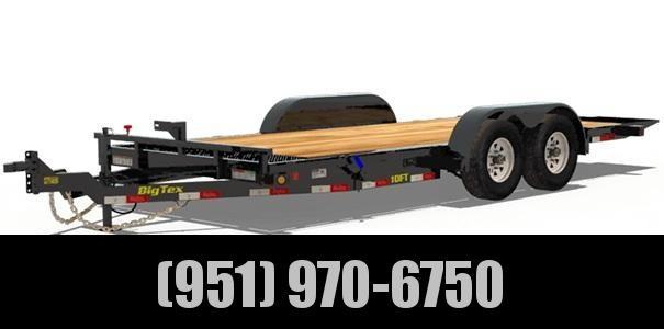2020 Big Tex Trailers 10FT-18 Equipment Trailer