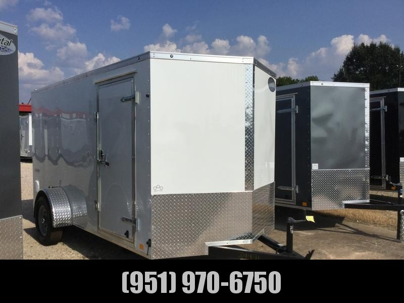 2020 Continental Cargo RM612 Enclosed Cargo Trailer