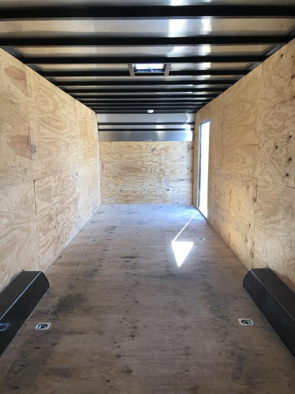 2019 SKY Trailers 8.5x30 Enclosed Cargo Trailer