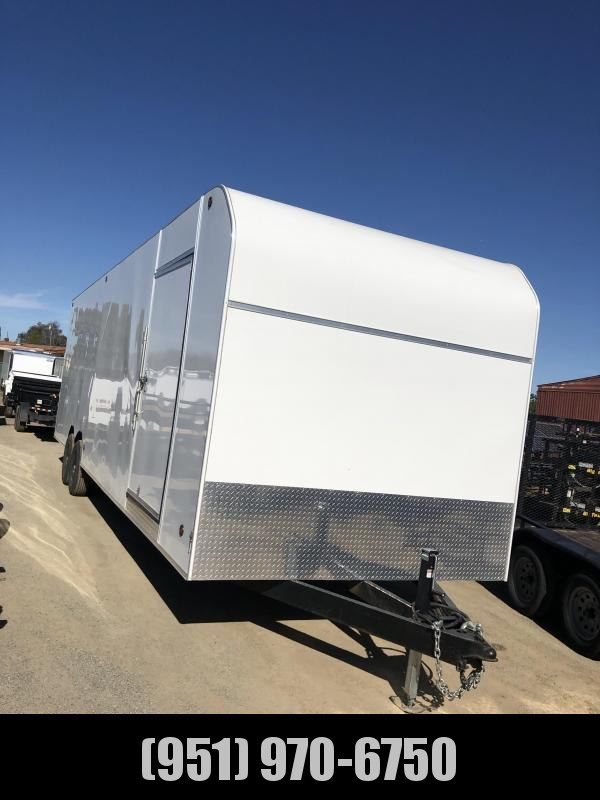 2019 SKY Trailers 8.5x30 Enclosed Cargo Trailer
