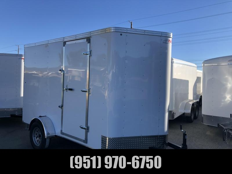 2019 Mirage Trailers XPS 7x12 SA2 Enclosed Cargo Trailer
