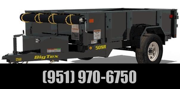 2020 Big Tex Trailers 50SR-10-5W Dump Trailer